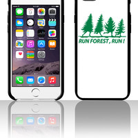 run forest 5 5s 6 6plus phone cases