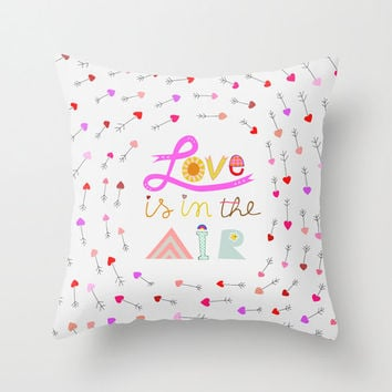 Love Arrows Pillow Case