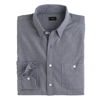 J.Crew Mens Jaspé Cotton Shirt