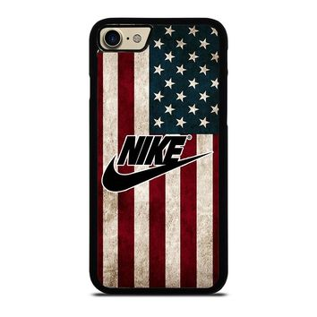 AMERICAN FLAG NIKE iPhone 7 Case Cover