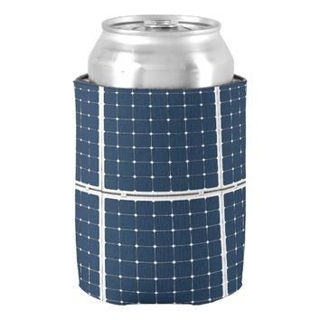 Solar Cell Panel Can Cooler