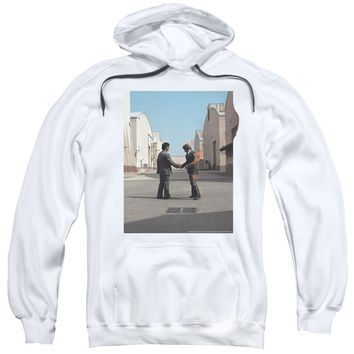 Pink Floyd - Wish You Were Here Adult Pull Over Hoodie