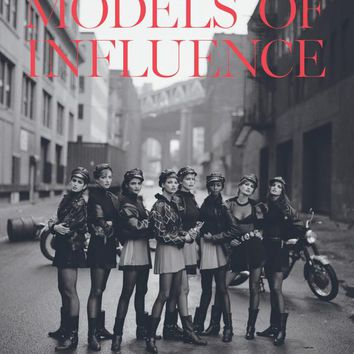 Models of Influence: 50 Women Who Reset the Course of Fashion Hardcover – February 10, 2015