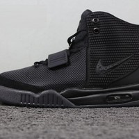 Indie Designs Custom Made All Black Yeezy