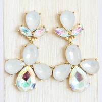 Kaleidoscope Drop Earrings