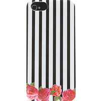 With Love From CA Striped Floral iPhone 5 Case at PacSun.com