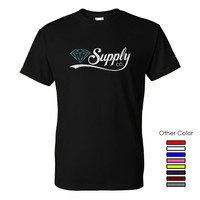 Diamond Supply Co logo brand cloth t shirt tee unisex