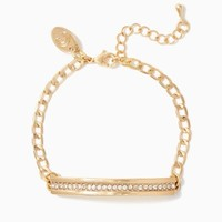 ID Bar Bracelet | Fashion Jewelry - Delicate 1 | charming charlie