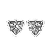 Kendra Scott Parker Earrings - Platinum Drusy
