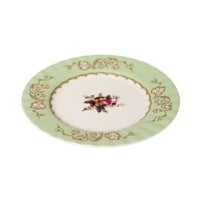Regency Tea Plate (green)