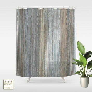 Contemporary Chaos, Shower Curtain