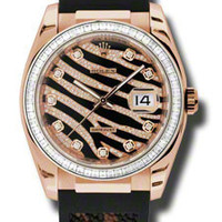 Rolex - Datejust 36mm - Gold Royal Pink