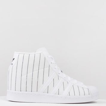ADIDAS SUPERSTAR UP W WHITE WHITE - What's New