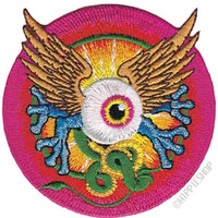 Mouse And Kelley Flying Eye Patch on Sale for $5.99 at HippieShop.com