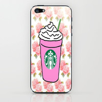 Starbucks iPhone & iPod Skin by hayimfabulous