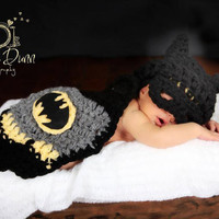 Newborn Baby Girls Boys Crochet Knit Costume Photo Photography Prop = 4457479812