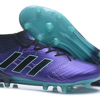 Adidas ACE 17+ PureControl FG Size 39-45 Purple/Black