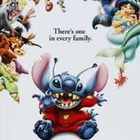 "Lilo And Stitch Movie Mini Poster #01 11""x17"" Master Print"