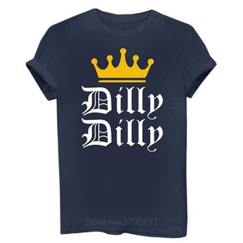 Dilly Dilly Gold Crown T Shirt - Beer, Drinking, Alcohol Tee