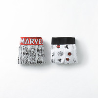 Pack of two marvel boxer shorts