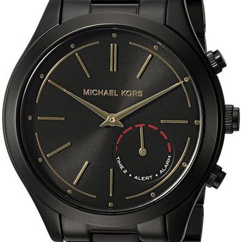 GKRQ5 Michael Kors Slim Runway IP Hybrid Smart Watch