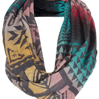 Ombre Aztec Snood - Scarves - Accessories - Topshop USA
