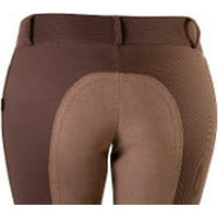 Devon-Aire All Pro Ribbed Full Seat Breech