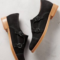 Monk Buckled Oxfords