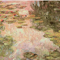 Monet's Style Without Border European Wall Hanging