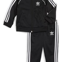 adidas Originals Track Jacket & Athletic Pants Set (Baby) | Nordstrom