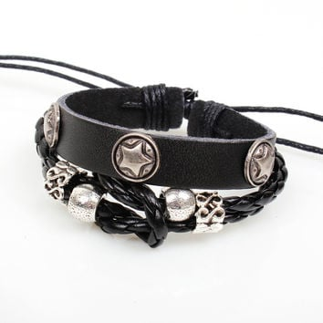 Rivet Korean Bracelet = 5858622401