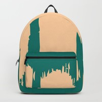 Emerald Forest Backpack by spaceandlines