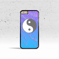 Vaporwave Yin Yang Case Cover for Apple iPhone 4 4s 5 5s 5c 6 6s Plus & iPod Touch