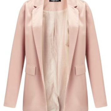 Buy Fashion Union Satin Blazer online today at Next: Deutschland