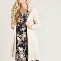 Andrea Cream Cardigan