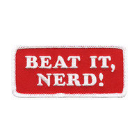 Beat It, Nerd! Patch