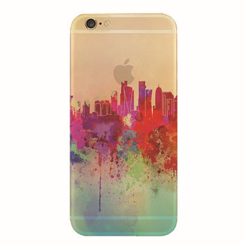 Graffiti iPhone 5S 6 6S Plus creative case + Gift Box-127