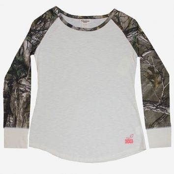 Realtree Girl® Taylor Camo Shirt | 2015 New Lines