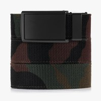 Forest Camo Canvas Belts