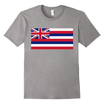 Hawaiian flag authentic T-Shirt
