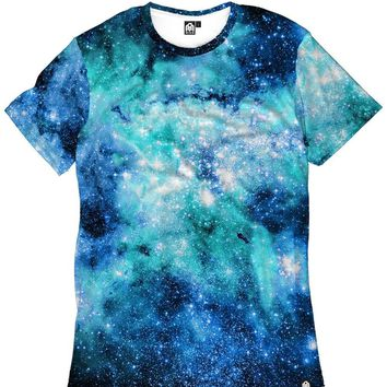 Nebula Skies Men's Tee