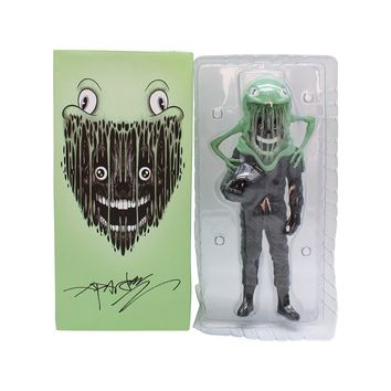 ToyQube Alex Pardee The Astronaut - The Darkness Edition 2016 Limited Edition