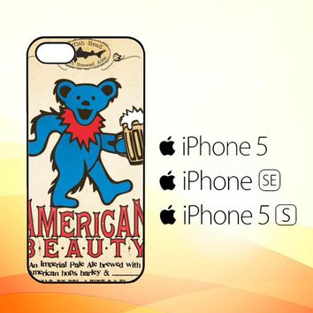 Grateful Dead  X0346  iPhone 5|5S|SE Case