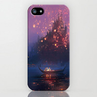 Tangled, Iphone 5 case, Hard Plastic, FREE Shipping Worldwide