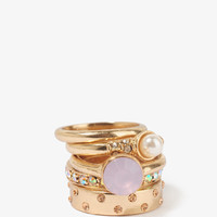 Princess Stack Ring Set
