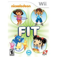 Amazon.com: Nickelodeon Fit: Video Games