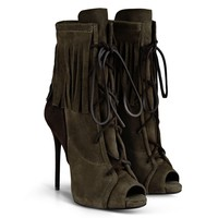 e57022003 - Bootie Women - Shoes Women on Giuseppe Zanotti Design Online Store United States