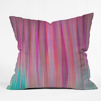 Mareike Boehmer Nordic Combination 6Y Throw Pillow