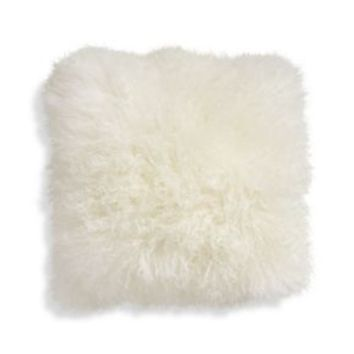 "Pelliccia 16"" Pillow with Feather Insert"