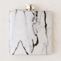 6-Oz Marbled Flask - Urban Outfitters